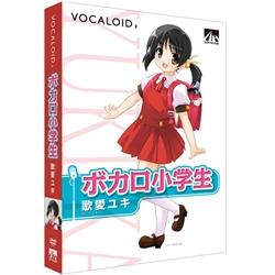 VOCALOID2 歌愛ユキ(FMDIS00908)