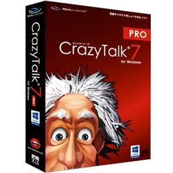 CrazyTalk 7 PRO for Windows(FMDIS00936)