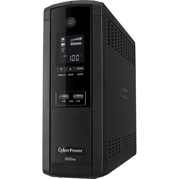 CyberPower Backup CRシリーズ UPS CR1200 1200VA/720W 正弦波 常時商用 CPJ1200(FMDI005736)