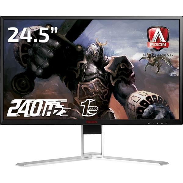 24.5型ワイド240Hz対応ゲーミング液晶ディスプレイ ブラック AG251FZ/11(FMDI010611)