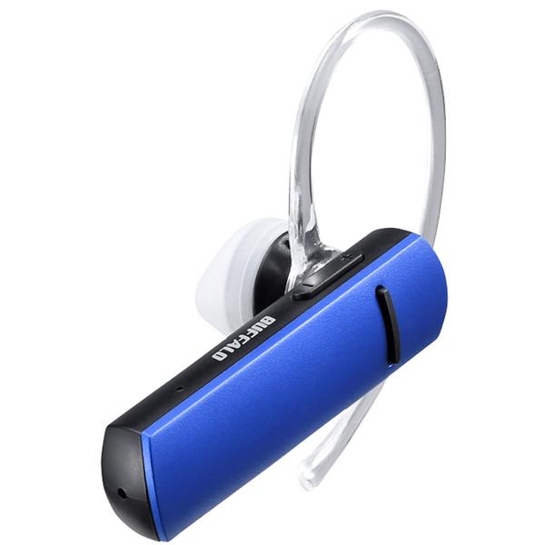 Bluetooth4.1対応 片耳ヘッドセット ブルー BSHSBE200BL(FMDI009001)