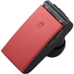Bluetooth 4.0対応ヘッドセット レッド BSHSBE23RD(FMDI005537)