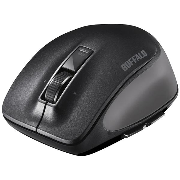 Bluetooth BlueLED プレミアムフィットマウス Mサイズ ブラック BSMBB500MBK(FMDI008756)