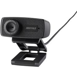 マイク内蔵120万画素Webカメラ HD720p対応モデル ブラック BSWHD06MBK(FMDI004933)