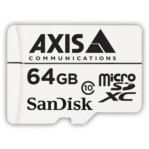 AXIS SURVEILLANCE CARD 64GB 5801-951(FMDI013214)
