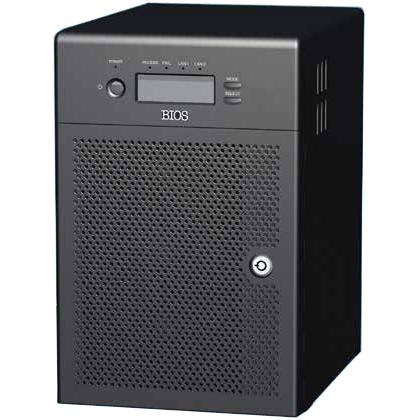 ProSPEC 306 NAS/2TB×4/8GBメモリ PS306NAS-2T04-G8(FMDI007664)