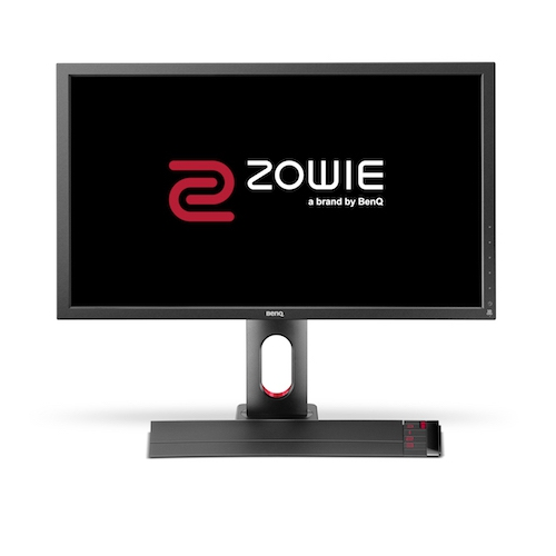 BenQ ZOWIEシリーズ ゲーミングモニター (27インチ/FullHD/144Hz/1ms/Black eQualizer/S.Switch) XL2720(FMDI010637)