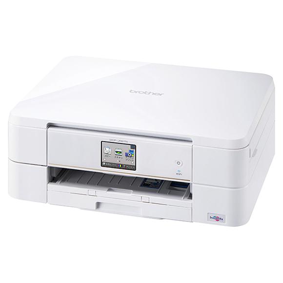 A4インクジェット複合機/6/12ipm/両面印刷/無線LAN/手差し DCP-J567N(FMDI005808)