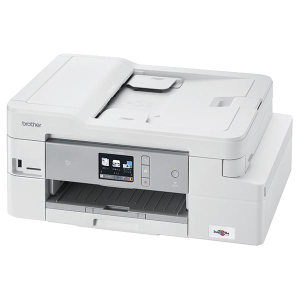 A4インクジェット複合機/ADF/有線・無線LAN/手差しトレイ/両面印刷 DCP-J988N(FMDI011960)