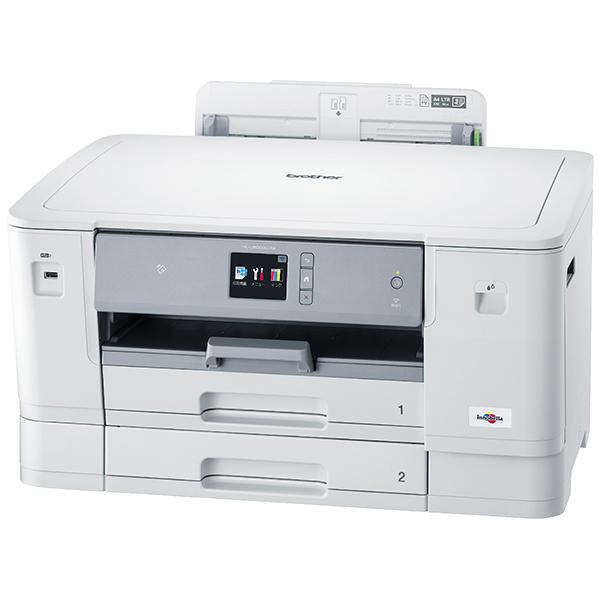 A3インクジェットプリンター/有線・無線LAN/給紙トレイ2段/両面印刷 HL-J6000CDW(FMDI011964)