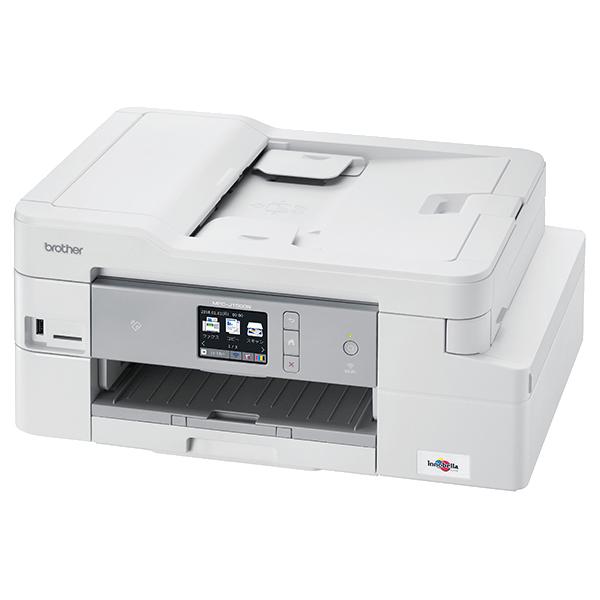 A4インクジェット複合機/FAX/ADF/有線・無線LAN/手差しトレイ/両面印刷 MFC-J1500N(FMDI011969)