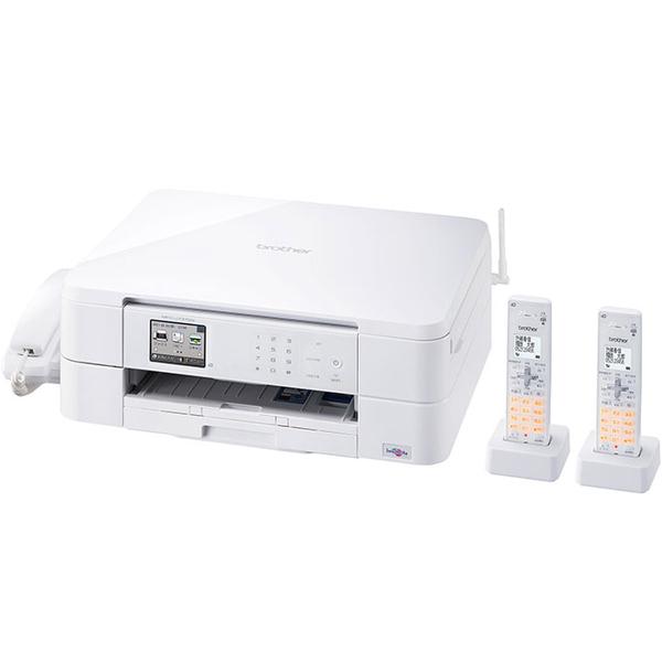 A4インクジェット複合機/FAX/6/12ipm/デジタル子機2台/無線LAN MFC-J737DWN(FMDI006665)