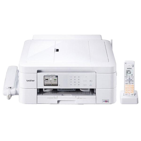 A4インクジェット複合機/FAX/10/12ipm/デジタル子機1台/両面印刷/有線・無線LAN/ADF MFC-J997DN(FMDI006670)