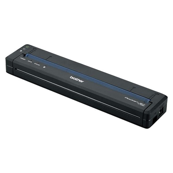 A4モバイルプリンター PocketJet USB/Bluetooth (Ver.2.1+EDR、SPP、BIP、OPP、HCRP、iAP(MFi)) PJ-763MFi(FMDI007080)