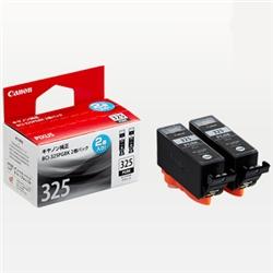 インクタンク BCI-325PGBK ブラック(2個パック) 4713B007(FMDI011167)