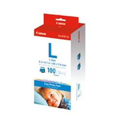 イージーフォトパック E-L100(Lサイズ/50枚分2個パック)(FMDI000514)