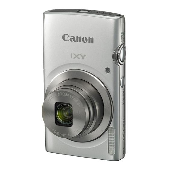 デジタルカメラ IXY 200 (シルバー)(FMDI007085)