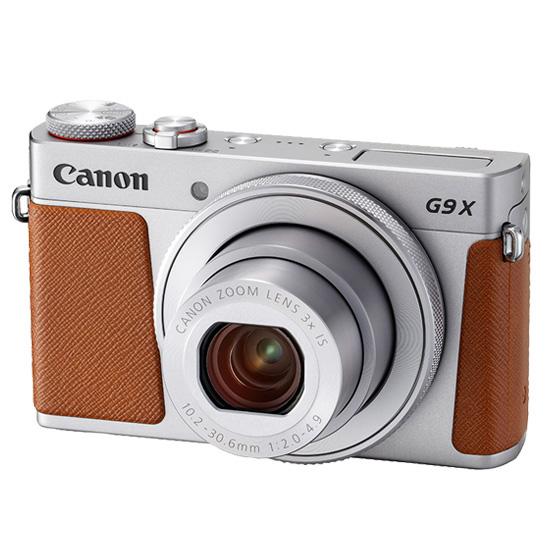 デジタルカメラ PowerShot G9 X Mark II (シルバー)(FMDI006877)