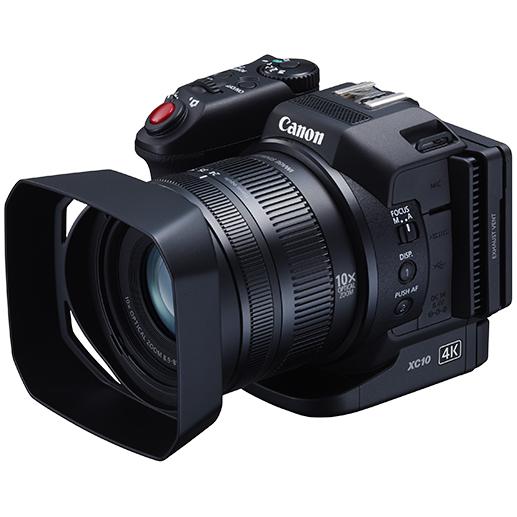 業務用4Kビデオカメラ XC10(FMDI006821)