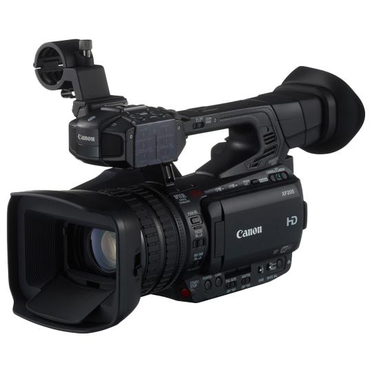 業務用フルHDビデオカメラ XF205(FMDI006826)