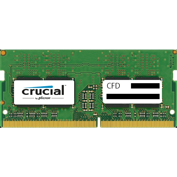 PC4-19200(DDR4-2400) 4GBx1 Unbuffered SODIMM(無期限保証) D4N2400CM-4G(FMDI007583)