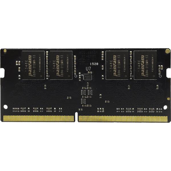 PC4-19200(DDR4-2400) 8GB×1枚 260pin (無期限保証)(Panram) 型番:D4N2400PS-8G(FMDI010939)