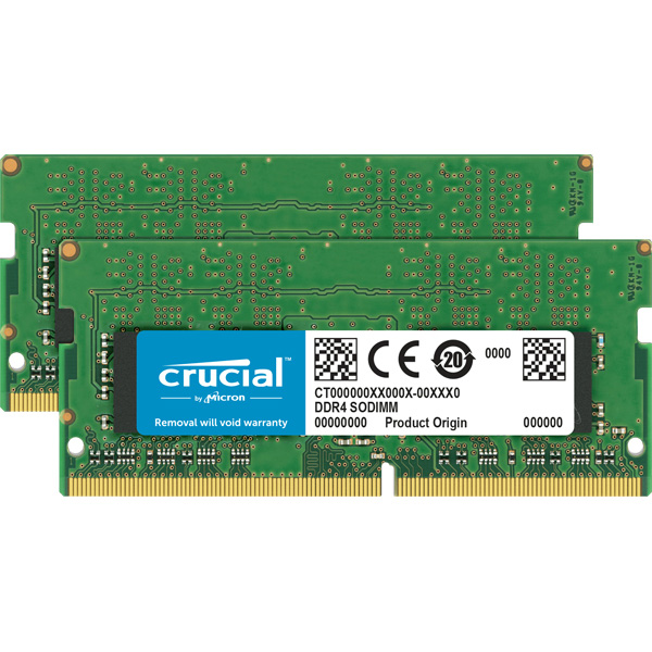 DDR4-2666 260pin SO-DIMM 8GB 2枚組 型番:W4N2666CM-8GB(FMDI011045)