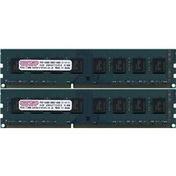 デスクトップ用 PC3-12800/DDR3-1600 8GBキット(4GB 2枚組) 日本製(FMDI001160)
