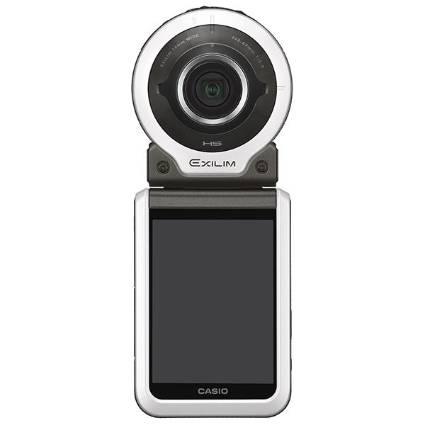 デジタルカメラ FREE STYLE EXILIM EX-FR100 ホワイト EX-FR100WE(FMDI006881)