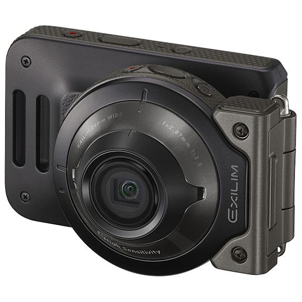 デジタルカメラ FREE STYLE EXILIM EX-FR110H ブラック(FMDI006828)