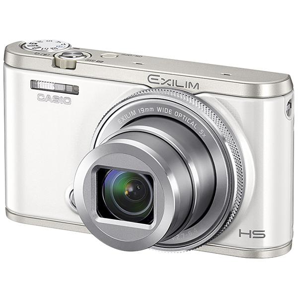 デジタルカメラ HIGH SPEED EXILIM EX-ZR4000 ホワイト EX-ZR4000WE(FMDI006887)