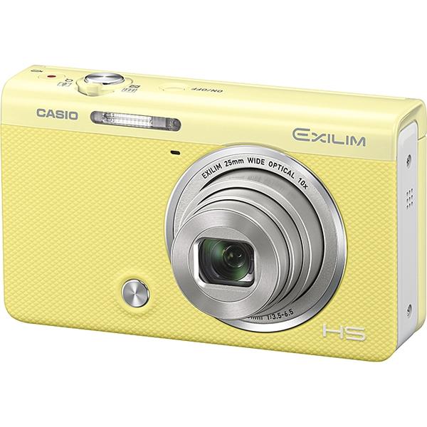 デジタルカメラ HIGH SPEED EXILIM EX-ZR70 イエロー EX-ZR70YW(FMDI006890)
