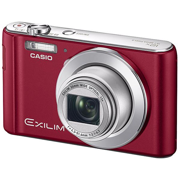 デジタルカメラ EXILIM EX-ZS240 レッド EX-ZS240RD(FMDI006891)