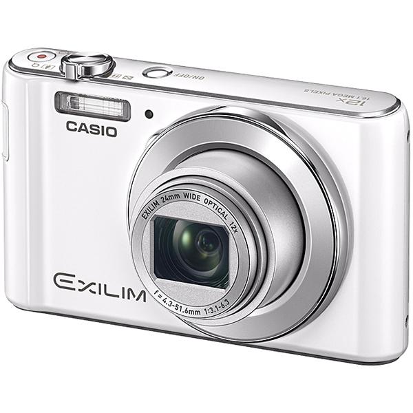 デジタルカメラ EXILIM EX-ZS240 ホワイト EX-ZS240WE(FMDI006892)