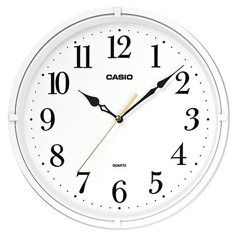 壁掛け時計 スムーズ秒針 IQ-88-7JF(FMDI007090)