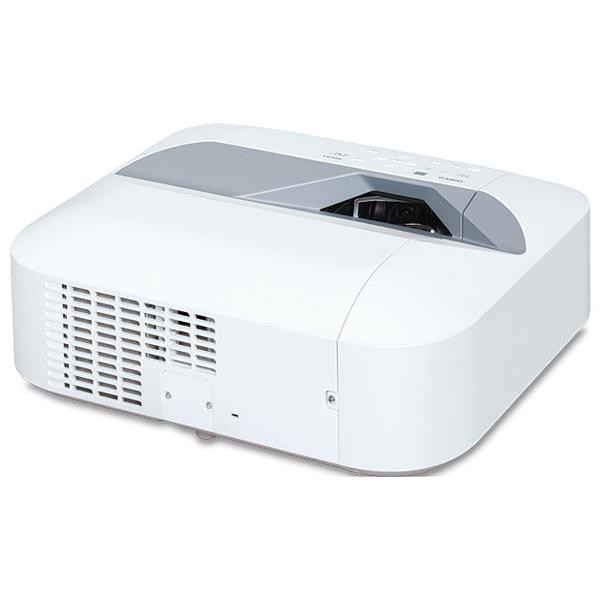 レーザー&LEDハイブリッド光源超短焦点プロジェクター WXGA 3500lm ネットワーク XJ-UT351WN(FMDI010645)