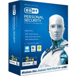 ESET �p�[�\�i�� �Z�L�����e�B 3�N�� CITS-ES07-005(FMDIS00495)