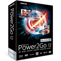 Power2Go 12 Platinum 通常版(FMDIS01314)