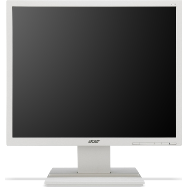17型スクエア液晶ディスプレイ V176Lwmf (非光沢/1280x1024/ホワイト/ミニD-Sub 15ピン)(FMDI005987)