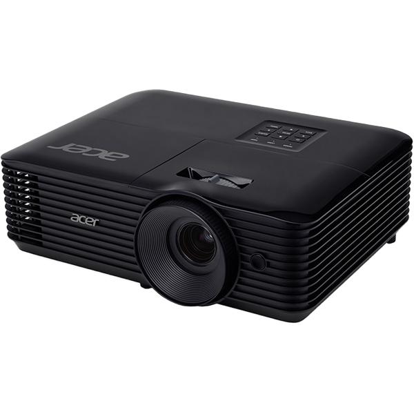 DLPプロジェクター X128H (XGA(1024x768)/3600lm/2.7kg/HDMI/3D対応/2年間保証)(FMDI010666)