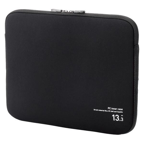 PC用インナーバッグ/ネオプレン/13.3インチ/ブラック BM-IBNP13BK(FMDI005914)