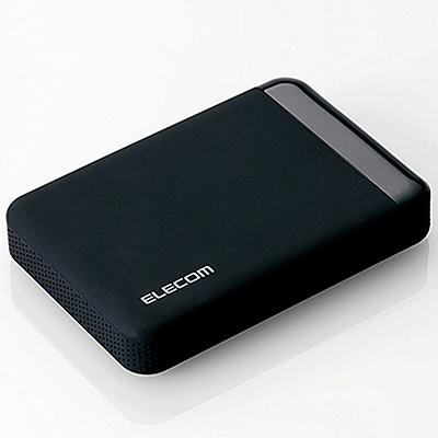 ポータブルHD/USB3.0/HW暗号化/管理ソフト対応/セキュリティ機能(トレンドマイクロ3年)/3年保証/2TB ELP-S020T3(FMDI012045)