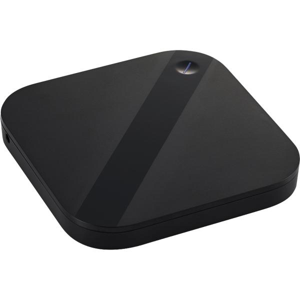 スマートフォン用外付けバックアップハードディスク/USB3.0/1TB/ブラック ELP-SHU010UBK(FMDI012204)