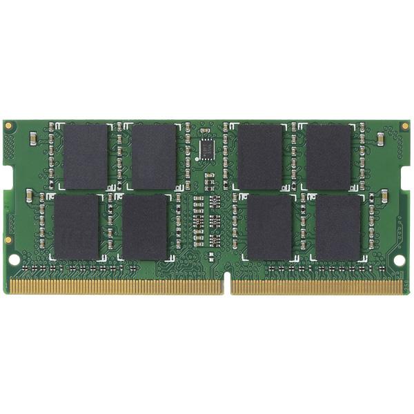 EU RoHS指令準拠メモリモジュール/DDR4-SDRAM/S.O.DIMM/PC4-19200/8GB EW2400-N8G/RO(FMDI007609)