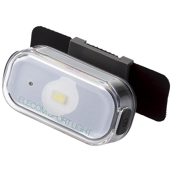 LEDハンズフリーライト/バッグ用/ブラック LEF-RW01BBK(FMDI006345)
