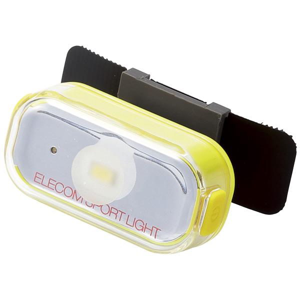 LEDハンズフリーライト/バッグ用/イエロー LEF-RW01BYL(FMDI006347)