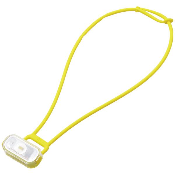 LEDハンズフリーライト/ウォーキング用/イエロー LEF-RW01WYL(FMDI006353)