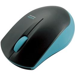 IRマウス/M-BT12BRシリーズ/Bluetooth3.0/3ボタン/省電力/ブルー M-BT12BRBU(FMDI004990)