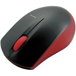 IRマウス/M-BT12BRシリーズ/Bluetooth3.0/3ボタン/省電力/レッド M-BT12BRRD(FMDI004992)