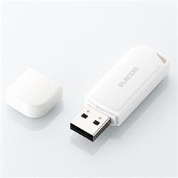 バリュータイプUSBメモリ MF-HMU2シリーズ 4GB(ホワイト) MF-HMU204GWH(FMDI012373)